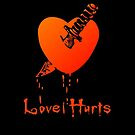 Love Hurts by Chillee Wilson by ChilleeWilson