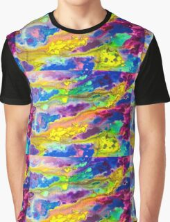 Take Flight Abstract Graphic T-Shirt