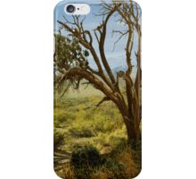 Deserted iPhone Case/Skin