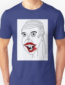 Lipstick Smear T-Shirt