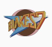 Blakes 7 Logo by Buleste