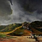 Secrets of Africa - Golden Gate by JolanteHesse