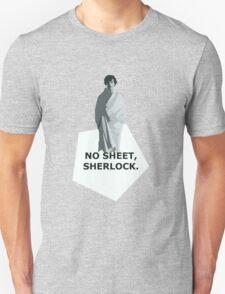 No sheet, Sherlock Unisex T-Shirt