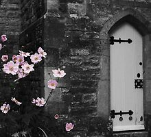 The Old Church Door by Samantha Sheldon
