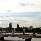 London Skyline  by Samantha Sheldon