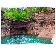 Pictured Rocks 1 Poster