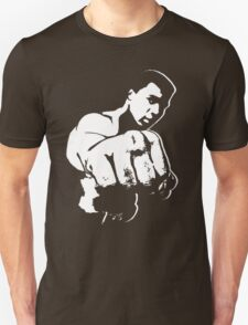 muhammad ali t-shirts on dark T-Shirt