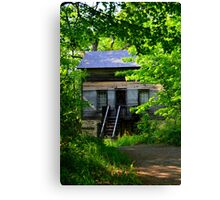 Country Dr.s House Canvas Print