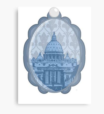 Vatican Cameo Metal Print