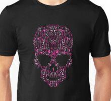 Ca-Skull-Vania (Pink) Unisex T-Shirt