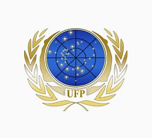 United Federation of Planets Diplomatic Logo Unisex T-Shirt