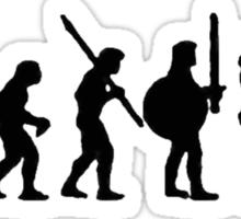 Batman Evolution Sticker