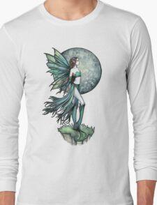 Fearless Fairy by Molly Harrison Long Sleeve T-Shirt