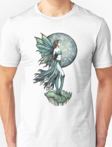 Fearless Fairy by Molly Harrison T-Shirt