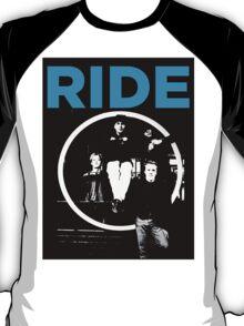 Ride - band T shirt (1992) T-Shirt