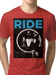 Ride - band T shirt (1992) Tri-blend T-Shirt