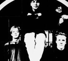 Ride - band T shirt (1992) Sticker