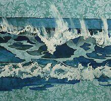 swirly breaker by Hannah Clair Phillips