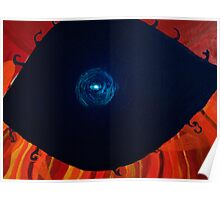 The Eye On The Sun Poster