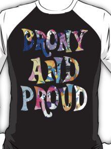BRONY & PROUD T-Shirt