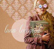 Luna Lovegood by siriuslyholly