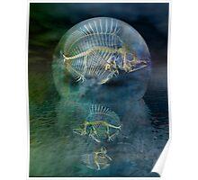 Piscean Primordia I Poster