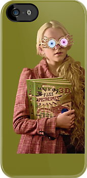 Luna Lovegood (for ipod/iphone) by siriuslyholly