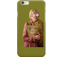 Luna Lovegood (for ipod/iphone) iPhone Case/Skin