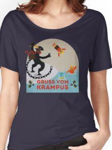 Gruss vom Krampus III Women's Relaxed Fit T-Shirt