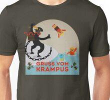 Gruss vom Krampus III Unisex T-Shirt