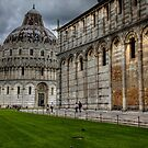 The unknown part of Pisa - Italy  (see large) by John44