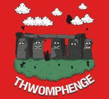 Thwomphenge One Piece - Short Sleeve