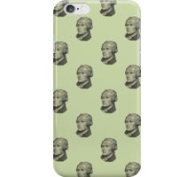 The Ten Dollar Founding Father Without a Father iPhone Case/Skin