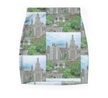 Washington Square Park Mini Skirt