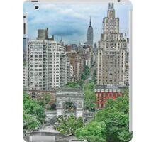 Washington Square Park iPad Case/Skin