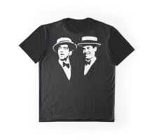 martin and lewis Graphic T-Shirt
