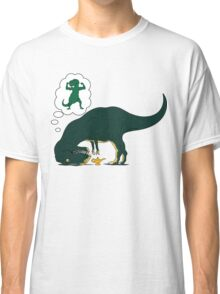 T rex Lamp Classic T-Shirt
