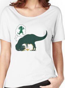T rex Lamp Women's Relaxed Fit T-Shirt