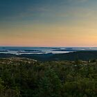 The Cranberry Isles - Acadia National Park, Maine by Jason Heritage