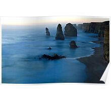 Splendor Of The Twelve Apostles Poster