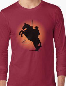 zorro t-shirt Long Sleeve T-Shirt
