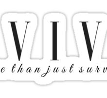 Revival Sticker
