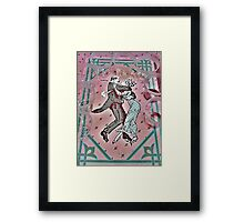 Beat Me Daddy, Eight to the Bar Framed Print