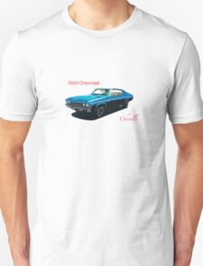 1969 Chevrolet Chevelle T-shirt, Hoodie, Kids Clothes or Sticker T-Shirt