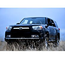 Toyota 4Runner Photographic Print