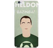 Vintage Sheldon iPhone Case/Skin