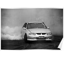 ONBAIL Burnout Poster