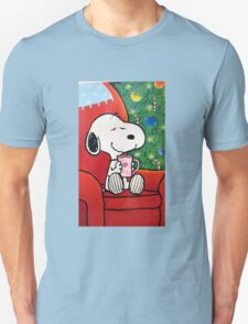 Snoopy happy new years T-Shirt