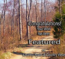 Country Roads and Views Banner by BCallahan