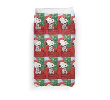Snoopy happy new years Duvet Cover